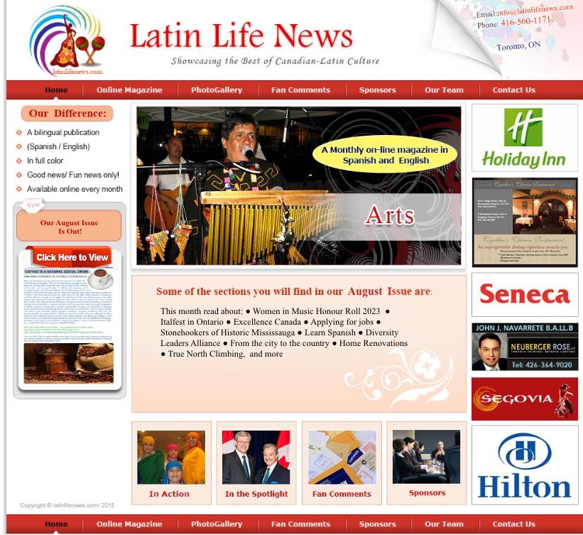 Latin Life News